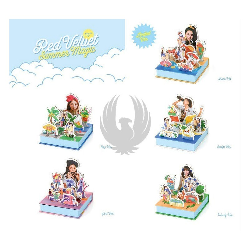 red velvet summer magic limited edition seulgi
