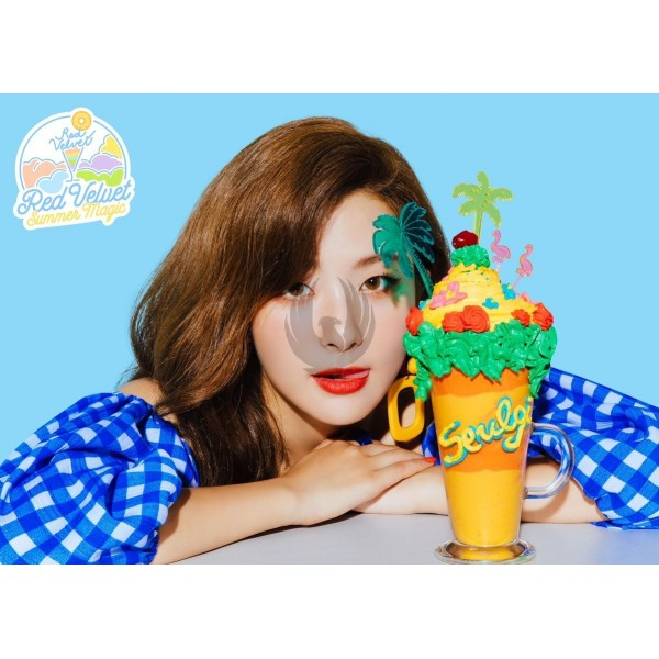 RED VELVET - SUMMER MAGIC [Limited Edition - Seulgi Ver.]