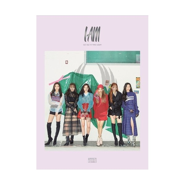 (G)I-DLE - I AM