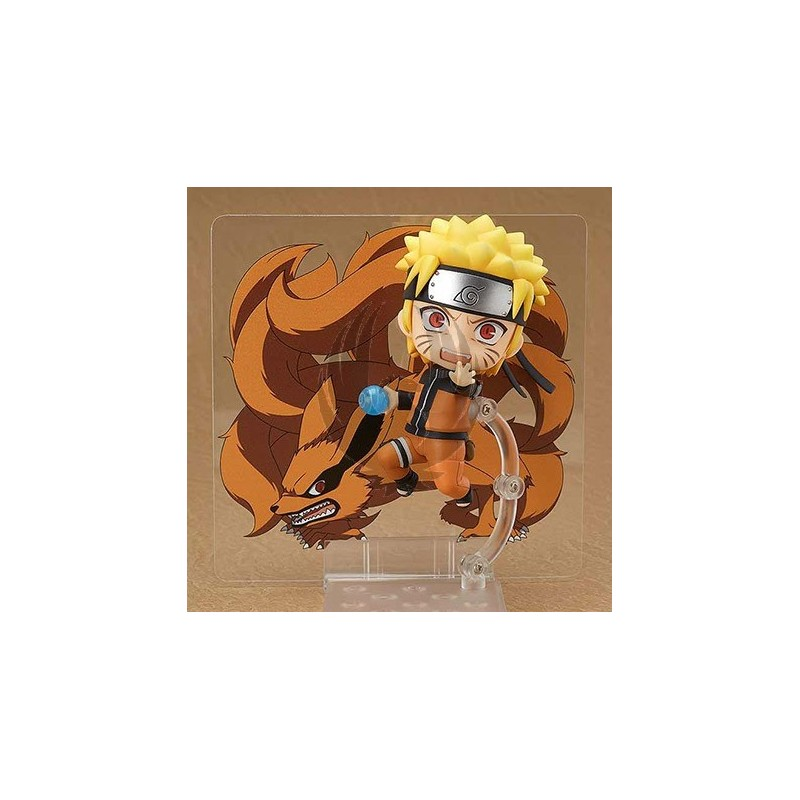 Nendoroid Naruto Uzumaki: NARUTO UZUMAKI NARUTO SHIPPUDEN NENDOROID