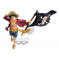 ONE PIECE  MAGAZINE FIGURE Luffy