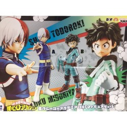 MY HERO ACADEMIA  DXF FIGURE VOL.3
