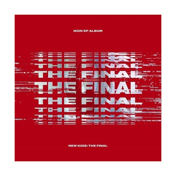 IKON - NEW KIDS : THE FINAL [Redout Ver.]