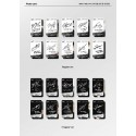 NCT 127 - 1º ALbum NCT 127 REGULAR-IRREGULAR  [Irregular Ver.]
