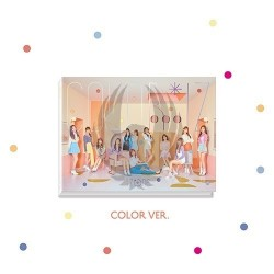 IZ*ONE - COLOR*IZ [Color Ver.]