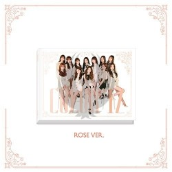 IZ*ONE - COLOR*IZ [Rose Ver.]