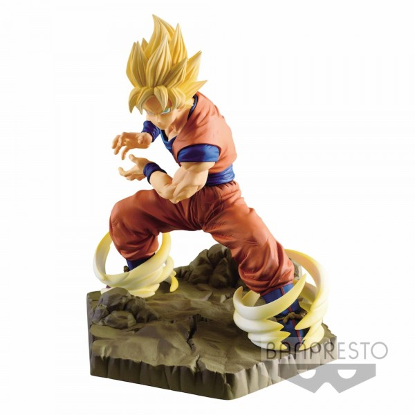 DRAGON BALL Z  ABSOLUTE PERFECTION FIGURE - Son Goku