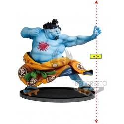 ONE PIECE WORLD FIGURE COLOSSEUM2 vol.4 A (JINBE)