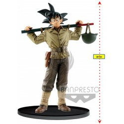 DRAGON BALL Z  WORLD FIGURE COLOSSEUM2 vol4 (Goku)