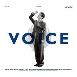 ONEW - VOICE [Random Ver.]