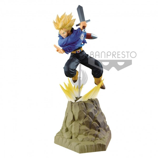 DRAGON BALL Z  ABSOLUTE PERFECTION FIGURE TRUNKS