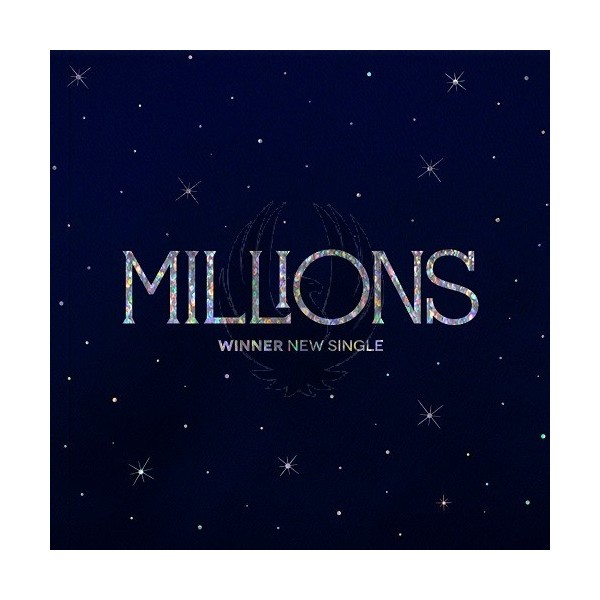 WINNER - MILLIONS [White Light Ver.]