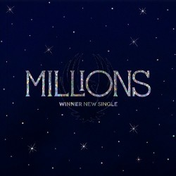 WINNER - MILLIONS [Blue Light Ver.]