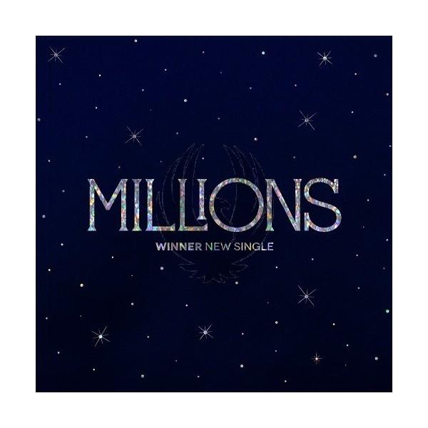 WINNER - MILLIONS [Blue Light Ver.]