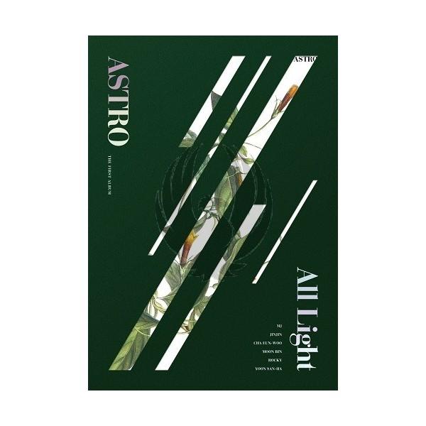 ASTRO - ALL LIGHT [Green Ver.]