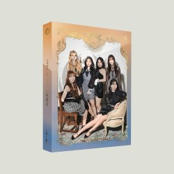 GFRIEND - 2º Album TIME FOR US [Midnight Ver.]