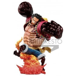 ONE PIECE Monkey. D. Luffy Gear4 Kong Gun -Crimson