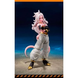 A-21 ANDROIDE 21 FIGURA 14,5 CM DRAGON BALL FIGHTER Z SH FIGUARTS