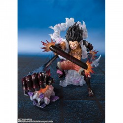 MONKEY D LUFFY GEAR 4 SNAKEMAN KING COBRA FIGURA 16 CM ONE PIECE FIGUARTS ZERO