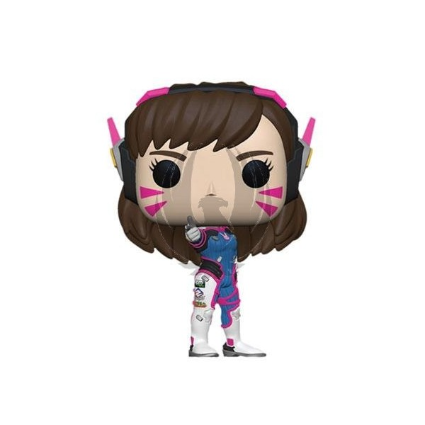 Overwatch Figura POP! Games Vinyl D.Va 9 cm