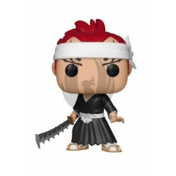 Bleach POP! Animation Vinyl Figura Renji 9 cm