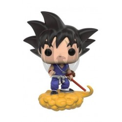 Dragonball Z POP! Animation Vinyl Figura Goku and Flying Nimbus 9 cm