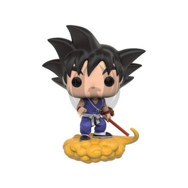 Dragonball Z POP! Animation Vinyl Figura Goku and Flying Nimbus 9 cm