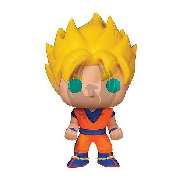 Dragonball Z POP! Vinyl Figura Super Saiyan Goku 10 cm