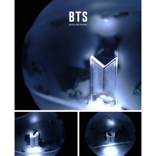 BTS Official LIGHT STICK [A.R.M.Y BOMB] VER.3