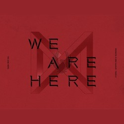 MONSTA X - 2ºAlbum Take.2 WE ARE HERE [Ver.4]