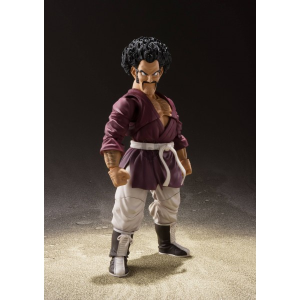 Dragonball Z S.H. Figuarts Action Figure Mr. Satan