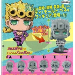JOJO'S BIZARRES ADVENTURES  SD FIGURE SERIES 01
