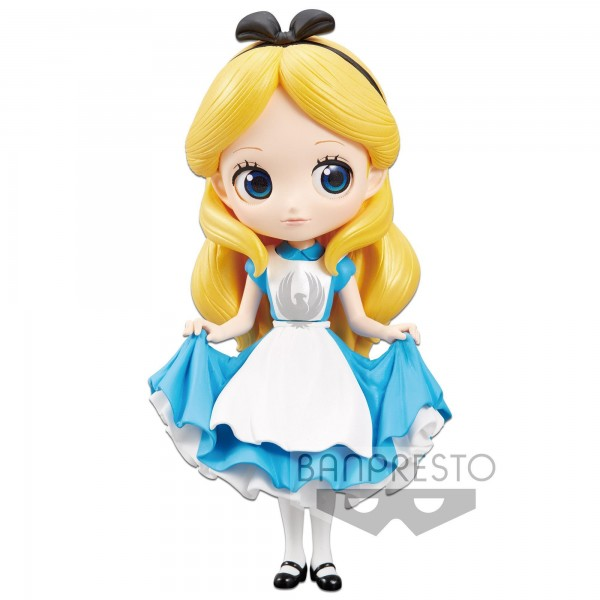 Q posket Disney Characters  - Alice (Ver.A)