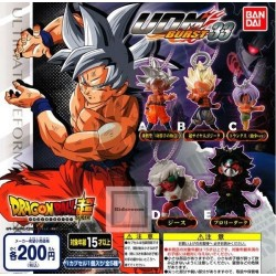 DRAGON BALL SUPER  UDM BURST VOL.33