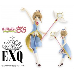 CARD CAPTOR SAKURA CLEAR CARD EXQ FIGURE-SAKURA KINOMOTO-