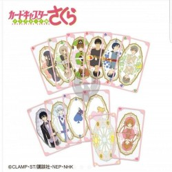 CARD CAPTOR SAKURA CLEAR CARD Poker Cards