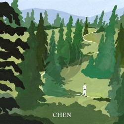 CHEN - APRIL, AND A FLOWER [Flower Ver.]