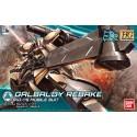 Bandai Hobby HG 1/144   Galbaldy Rebake Gundam Build Divers