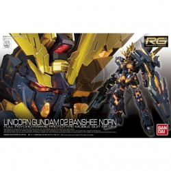 Unicorn Gundam 02 Banshee Norn Full Psycho-frame Prototype Mobile Suit RX-ON