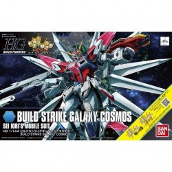 Build Strike Galaxy Cosmos Sei Iori's Mobile Suit HG 1/144