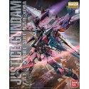 Justice Gundam Z.A.F.T. Mobile Suit ZGMF-X09A MG 1/100