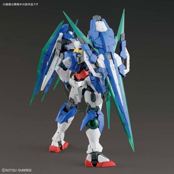 MOBILE SUIT GUNDAM 00 V SENKI - DOUBLE OAK ANTA FULL SABER  1/100 HG BANDAI]