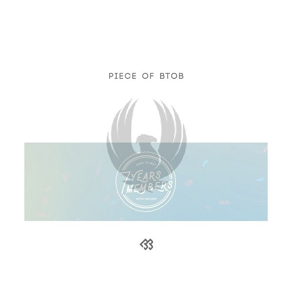 BTOB - PIECE OF BTOB