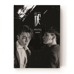 SUPER JUNIOR D&E - DANGER [Black Ver.]