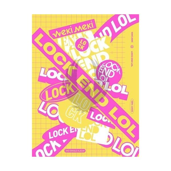 WEKI MEKI - LOCK END LOL [Lock Ver.]