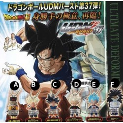 DRAGON BALL SUPER ULTIMATE DEFORME MASCOT BURST 37