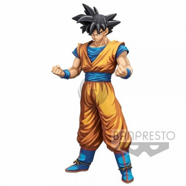 Dragon Ball Z Grandista Son Goku 2 Manga Dimensions