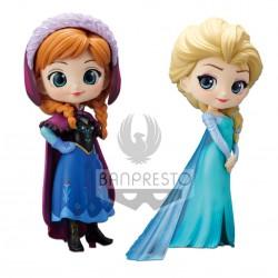 Q posket Disney Characters  - Anna & Elsa Pack