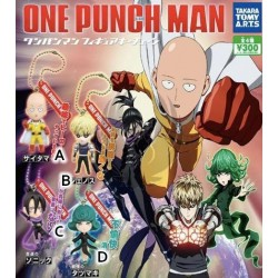ONE PUNCH MAN FIGURE KEY HOLDER