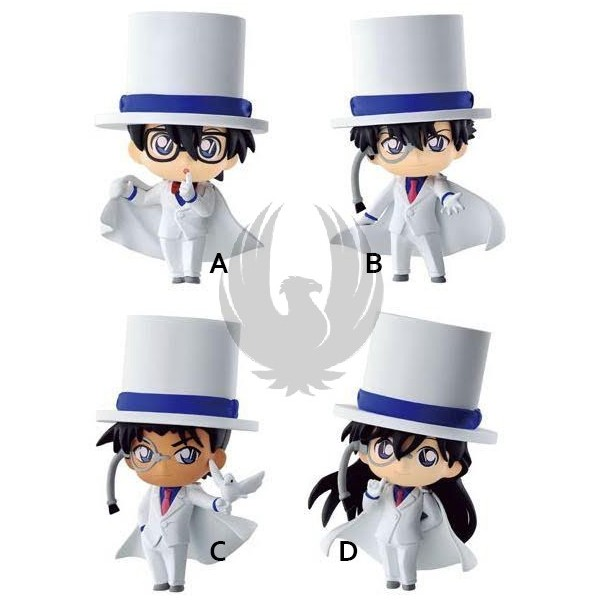 DETECTIVE CONAN KID UNIT